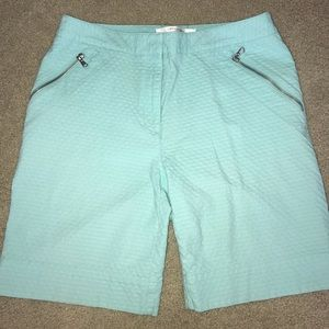 LiZ Claiborne Golf Shorts